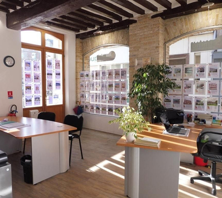 AS Immobilier - Dieppe - L'agence