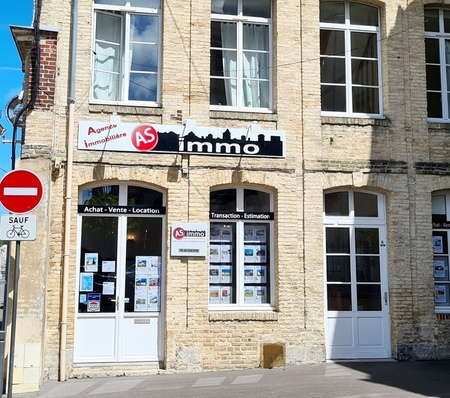 agent immobilier - AS Immobilier - Dieppe